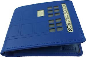 Tardis RFID Protection Wallet