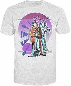 Cybermen And The 4th Doctor T-Shirt