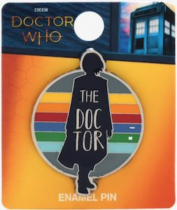 Doctor Who The 13th Doctor Pin