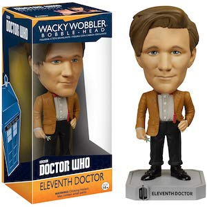 Bobblehead Of The 11th Doctor