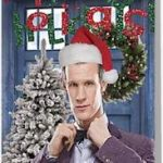 11th Doctor Christmas Card