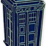 Dr. Who Blue Tardis Pin