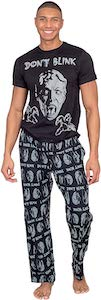 Unisex Weeping Angel Pajama Set