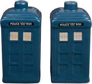 Tardis Salt & Pepper Shaker Set