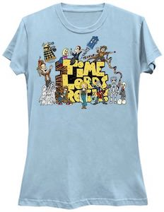 Time Lords Rock T-Shirt