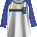 Doctor Who Women's Tardis Raglan