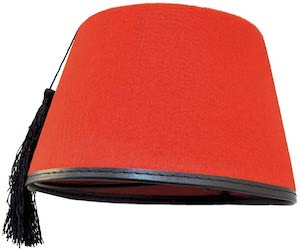 The Fez Of The 11th Doctor