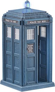 The Tardis Of The 13th Doctor Figurine