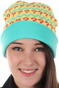 Seventh Doctor Beanie Hat
