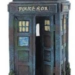 Doctor Who Tardis Fish Tank Ornament