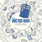 Doctor Who The Coloring Book