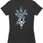 Doctor Who Sonic Screwdriver Same Software Different Case T-Shirt