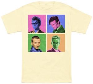 Doctor Warhol T-Shirt