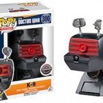 Doctor Who K-9 Robot Dog Figurine
