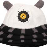 Doctor Who White Dalek Beanie Hat