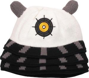 White Dalek Beanie Hat
