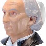 Doctor Who 1st Doctor Figural Bust Mug