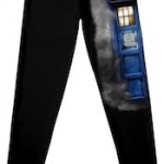 Women's Tardis leggings from Doctor Who