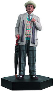 Figurine Of The 7th Doctor Who