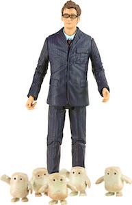 10th Doctor And Adipose Action Figure Set