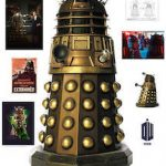 Doctor Who Giant Dalek Wall Decal