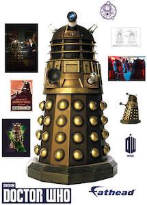 Giant Dalek Wall Decal