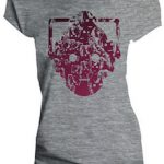 Shop for your Cyberman t-shirt right here!