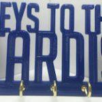 Doctor Who Keys To The Tardis Key Rack
