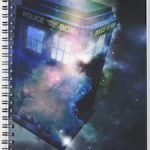 Dr. Who Journal / Notebook