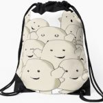 Adipose Drawstring Backpack