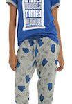 Tardis Wibbly Wobbly Timey Wimey Pajama Set