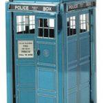 Doctor Who Metal 3D Tardis Model
