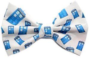 Tardis Design Bow Tie