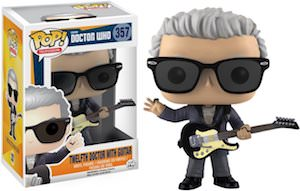 12th Doctor Who Pop! Figurine 357