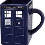 Doctor Who Tardis Shaped Mug