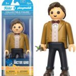 11th Doctor Who Funko Playmobil Action Figure