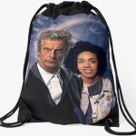 Bill Potts And The 12th Doctor Backpack