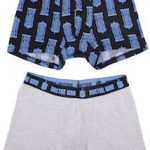 2 Pairs Of Doctor Who Boxers With Some Wibbly Wobbly Timey Wimey