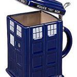 Doctor Who Tardis Beer Stein