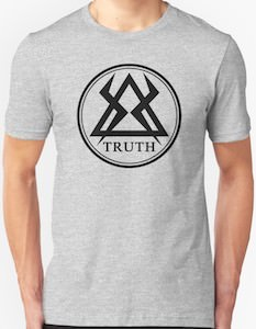 The Monks Truth Logo T-Shirt