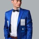 Tardis Suit Jacket