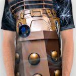 Dalek Covered Unisex T-Shirt