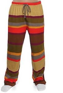 4th Doctor Pajama Pants