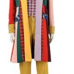 6th Doctor Who Costume