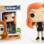 Dr. WHo Amy Pond Pop! Figurine