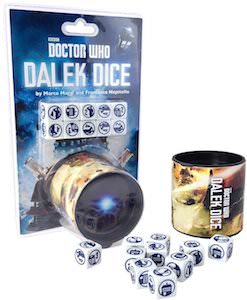 Dalek Dice Board Game