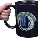 dr who Smaller On The Outside Tardis Mug