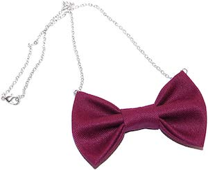 11th Doctor Bow Tie Necklace