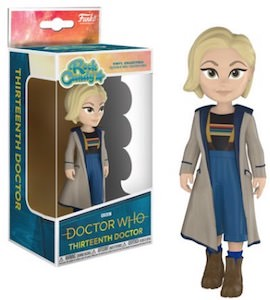 Rock Candy 13th Doctor Who Figurine