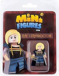 13th Doctor LEGO Minifigure